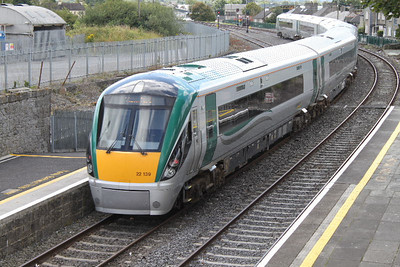 22139 at Carlow on 06.08.11 on 11.10 Dublin - Waterford service.