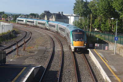 22301 (+ 22347)  at Carlow on Waterford - Dublin service.