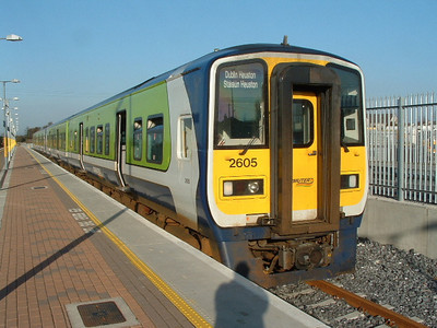 2605 on 19.03.05 at Newbridge?