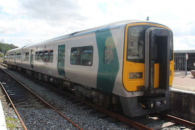 2313 at Cork on 06.08.14.