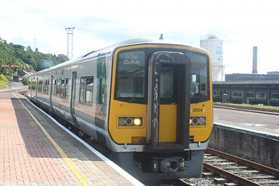 2604 at Cork on 06.08.14.