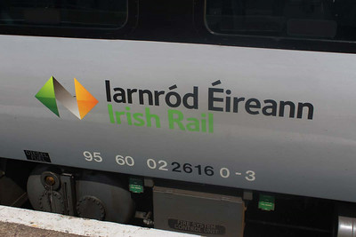 2616 at Cork on 06.08.14.