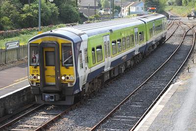 Alstom Class 2700 Railcar.