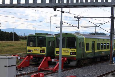 Class 8500/8600  -  8615 (+ 8639)