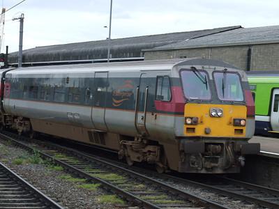 9003 arriving at Connolly on 28.05.06 on Belfast - Dublin Enterprise service.