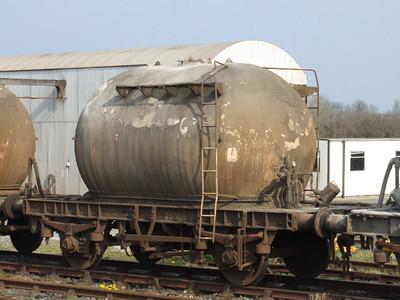 4 Wheel Cement Wagon