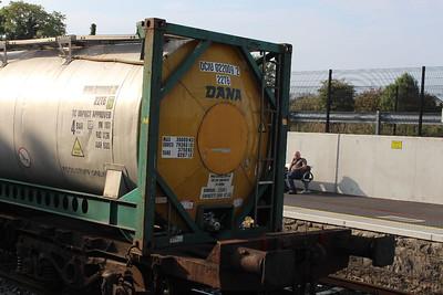 Detail of Dana Tank on 27.09.13.