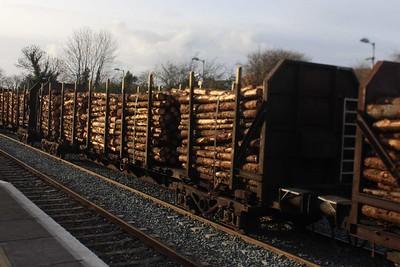 Timber Wagon  -  30520.