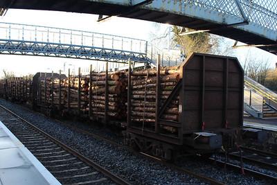 Timber Wagon  -  30526