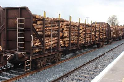 Timber Wagon  -  30506