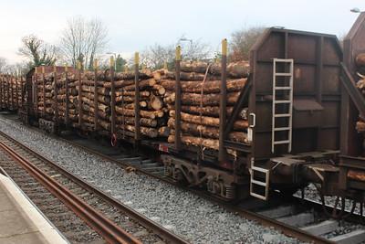 Timber Wagon  -  30504.