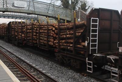 Timber Wagon  -  30507.