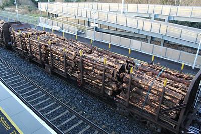 Timber Wagon  -  30502.