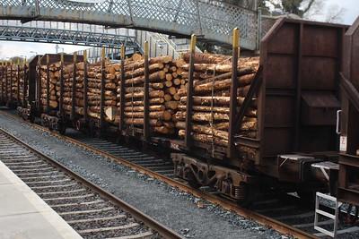 Timber Wagon  -  30503.