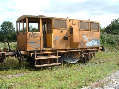 Brake Van - 24852