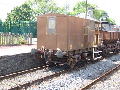 Brake Van/Ballast Plough  -  24851