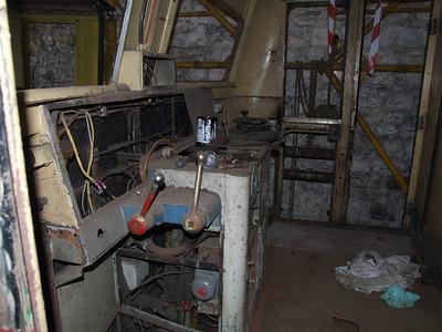 Cab No.1 Desk on 28.06.08 still awaiting attention.
