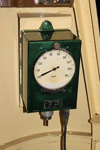 Speedometer painted on 30.04.11