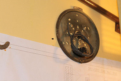Alarm Bell wiring prepared on 31.12.11