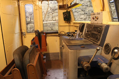 Cab No.2 - Other than Drivers Desk 2013
