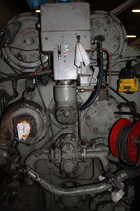 More inspection of 226's engine took place on 11.01.14