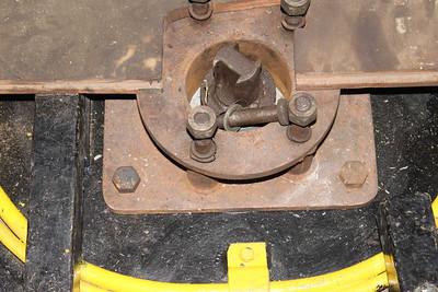 Hand Brake \Bearing replaced on 30.03.14.