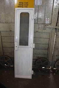 No.1 Cab Second Door undercoated on 15.05.16.