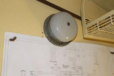 Alarm Bell installed on 23.02.12.