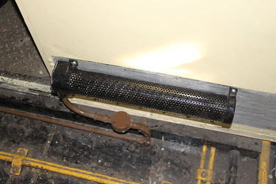 2nd Cab Heater and Conduit covers replaced on 22.02.12.