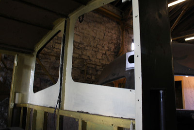 Upper Back Wall of Cab 1st Gloss Coated on 13.05.12.