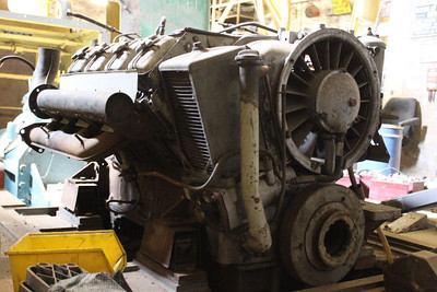 Another Cowl added to engine on 26.04.12.