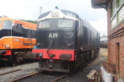 A39 at Downpatrick on 07.06.14.