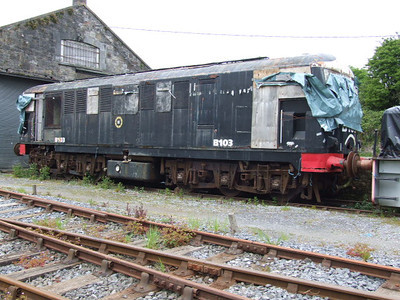 B103 at Carrick-on-Suir on  13.05.06..