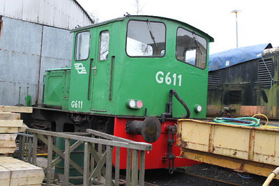 Class 611 G Class -  G611.