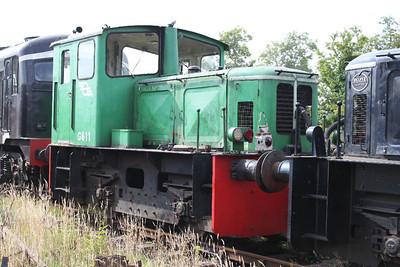 Deutz G Class G611 at Downpatrick on 04.08.12