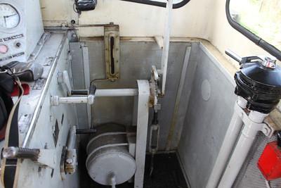Deutz G617  at Downpatrick on 17.03.12. -   Interior