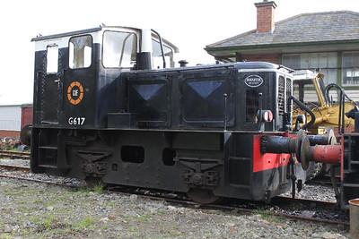 Deutz G617  at Downpatrick on 17.03.12.