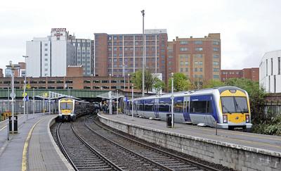 Belfast trains, 2009 & 2012