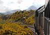 No 4 steams towards Croagh Patrick, 9 May 2009 - 1650