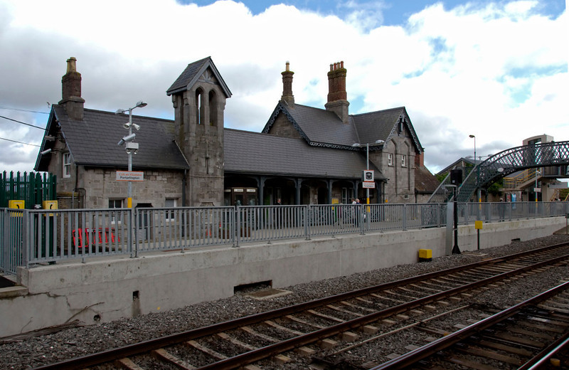 Portarlington Station, 9 May 2009 - 1118