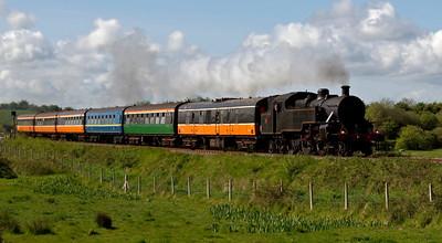 Carrowbeg railtour, 2009