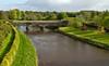 River Barrow, Monasterevin, 8 May 2009 - 1754