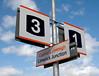 Limerick Junction, 8 May 2009    Irish Rail clearly take platform signage seriously!