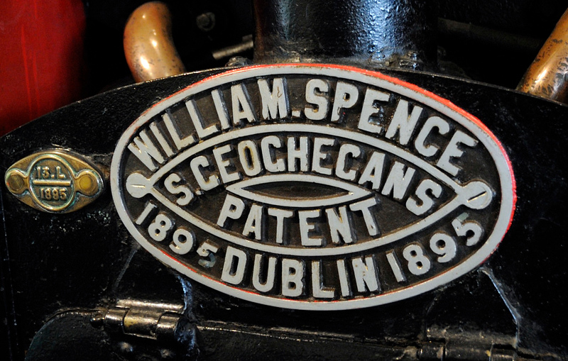 Guinness Brewery No 13, Narrow Gauge Railway Museum, Tywyn, Thurs 25 August 2011 3.