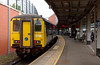 8788, Belfast Central, 7 May 2009 - 1210    8788 is the driving trailer (DTSO) for 8458.