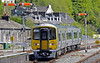 2603 / 2604, Kent station, Cork, Fri 11 May 2012 - 1254.  Arriving with the 1230 from Cobh.