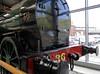 GSWR 2-2-2 No 36, Kent station, Cork, Fri 11 May 2012 2.