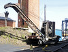 LMS Northern Counties Committee 6.5 ton crane, Whitehead, Tues 14 May 2012 1.  Cowans Sheldon 8254 / 1943.