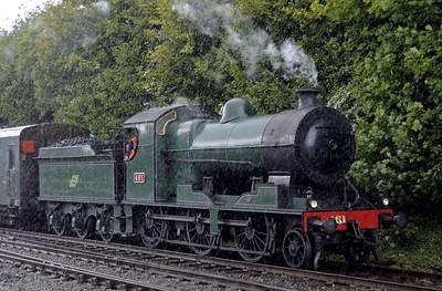 South Clare railtour, 2012