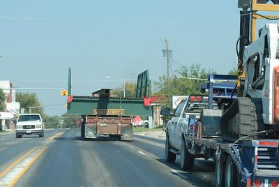 Transporting bridge to ranch